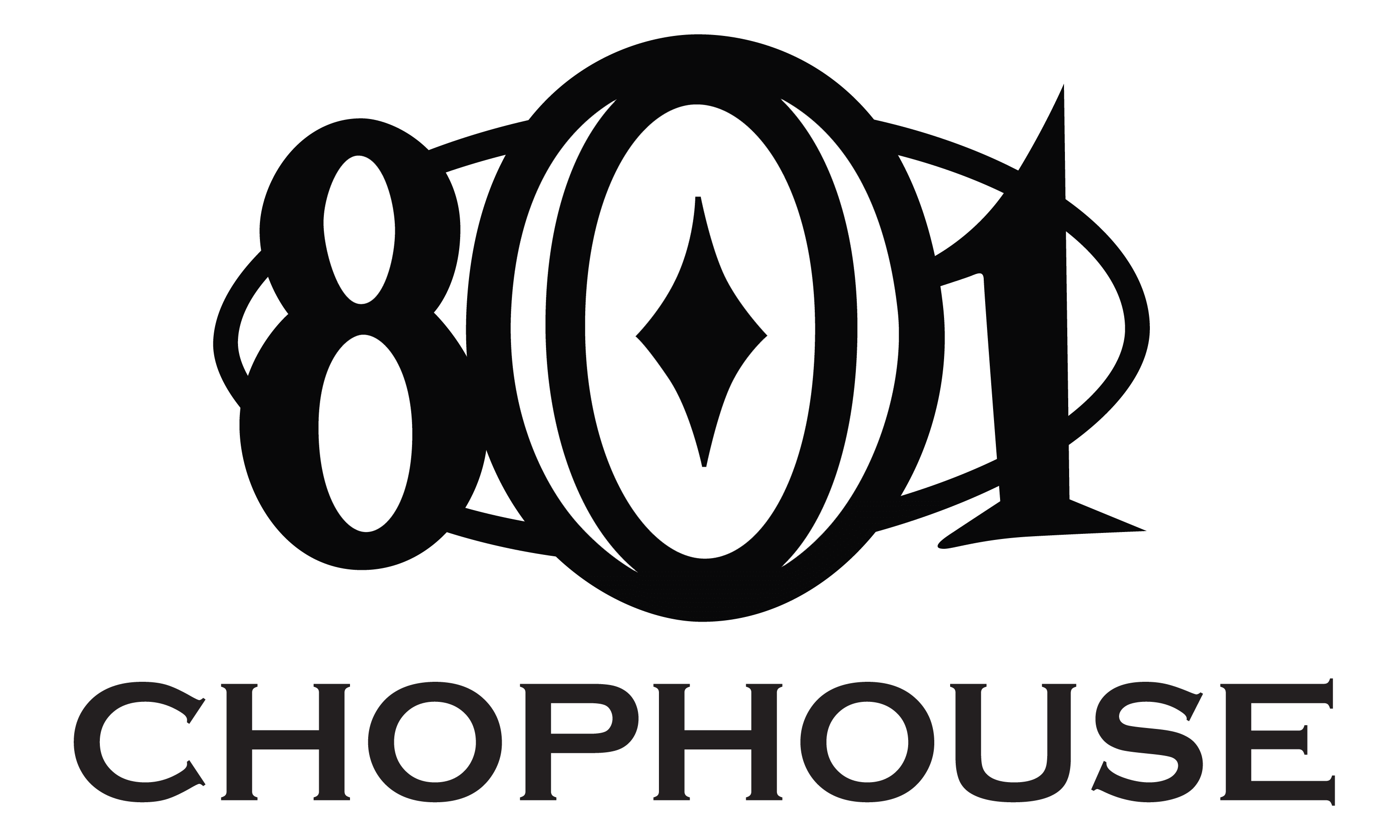801 Chophouse Logo